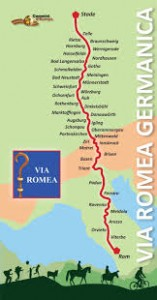 a via romea germanica