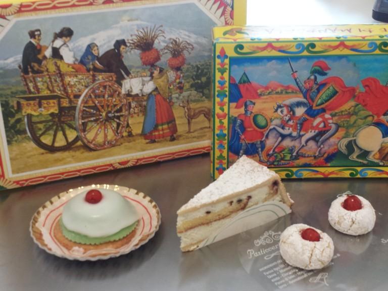 Dolci siciliani: la pasticceria siciliana è famosa nel mondo