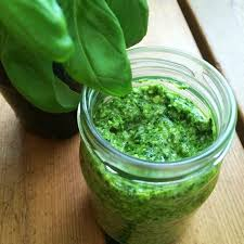vasetto di pesto