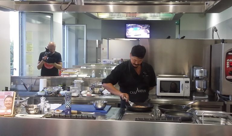 Chef Hiro: un giapponese a casa Artusi