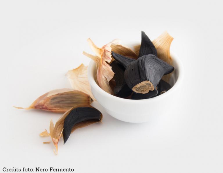 Aglio nero: quando l'aglio si veste da sera