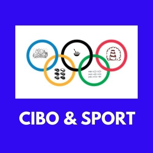 """Alimentazione sportiva, nasce la rubrica """"Cibo & Sport"""""""