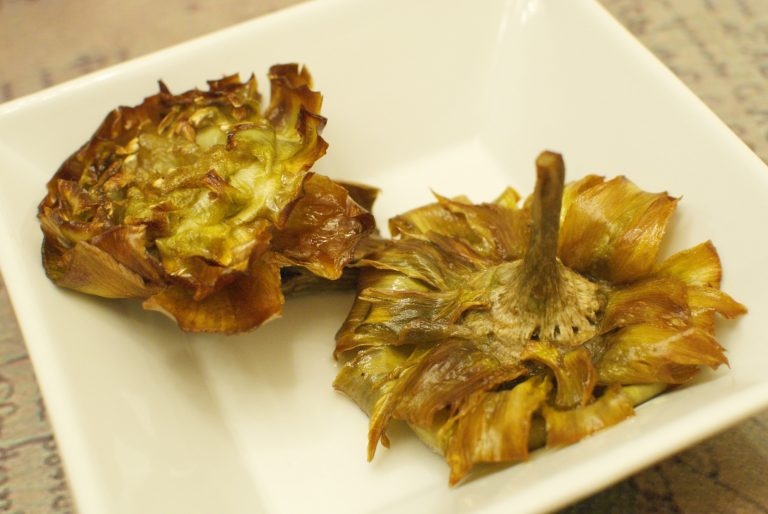 Carciofi fritti alla romana o alla giudia