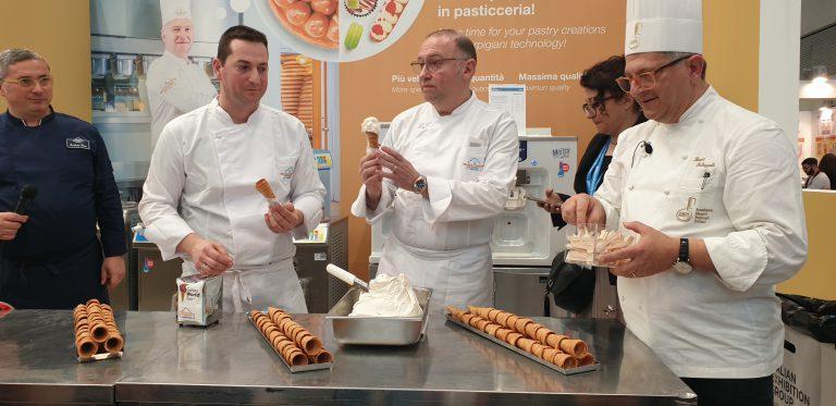 La ricetta del cannolo gelato di Santi Palazzolo